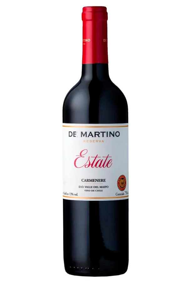 CARMENERE ESTATE RESERVA (DE MARTINO) 2017