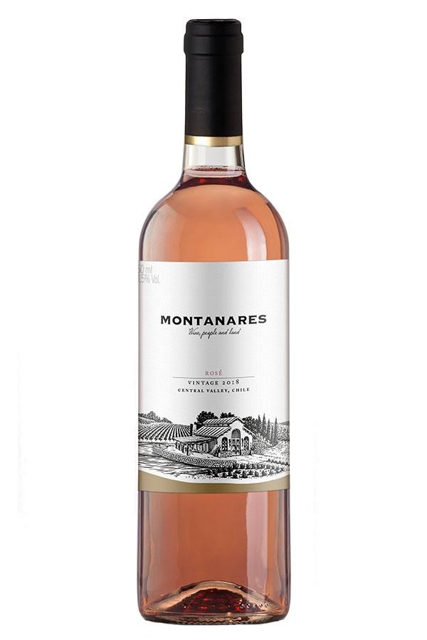 MONTANARES ROSE
