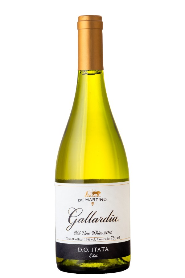 OLD VINE WHITE BLEND GALLARDIA (DE MARTINO) 2018